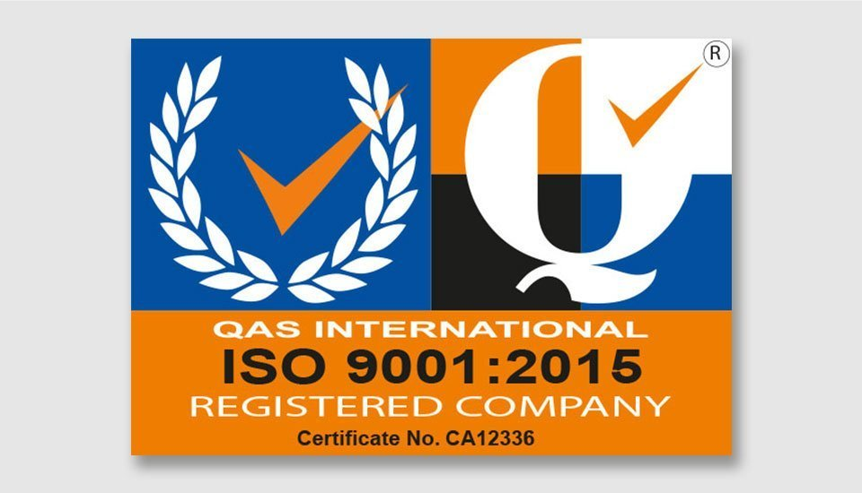 Concpet IT is ISO9001:2015 Quality Certified so you can be confident in receiving a fantastic service from us every time