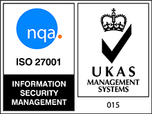 Concept IT is ISO27001 UKAS Certified